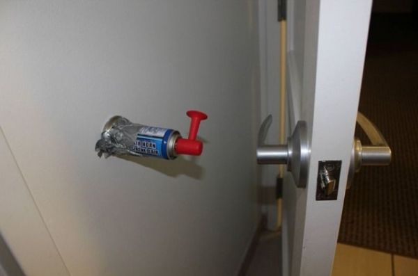 Cheap Homemade Alarm System