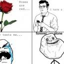 Forever Alone Poem