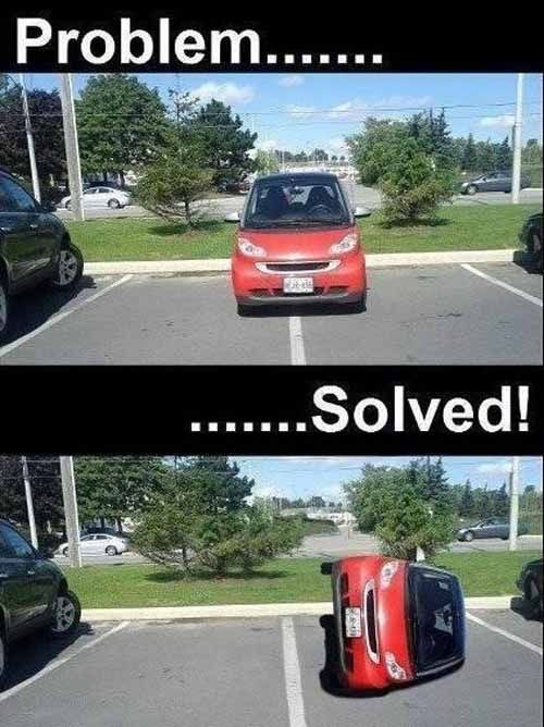 Helping Smart Cars Park