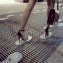 High Heel Safety Steps