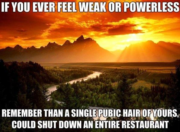 If You Ever Feel Weak