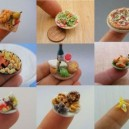 Incredibly Tiny Finger Foods