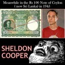 It's Sheldon Cooper!