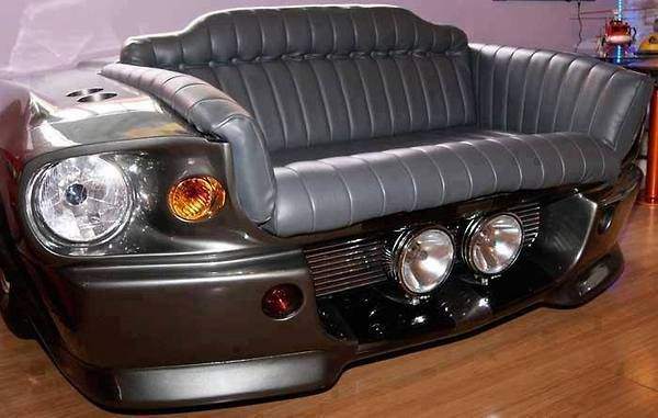 Living Room Car Couch