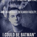 Sheldon Cooper Quote