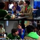 Sheldon doing the Vader