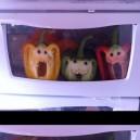 Shocked Vegetables