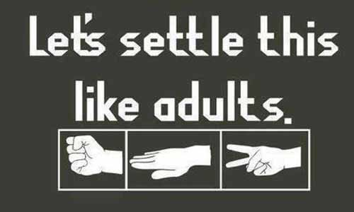The Way To Settle Problems