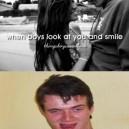 When Boys Smile