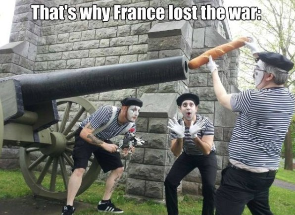 Why France lost the war