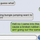 Bungie Jumping