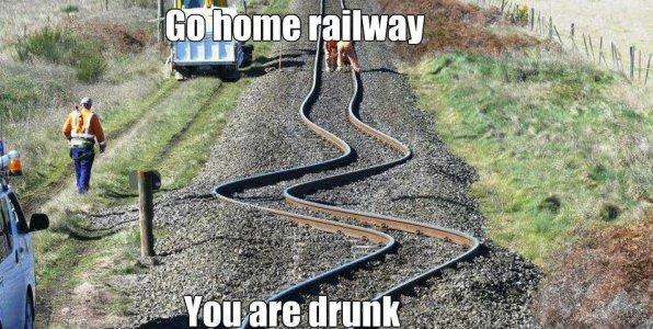 Go Home Railway