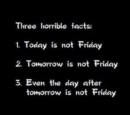 Horrible facts