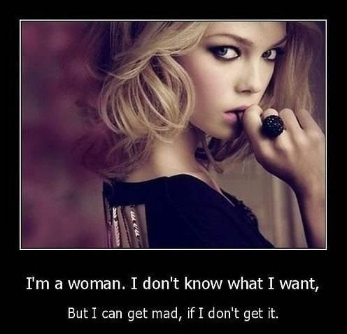 Just Regular Female Logic