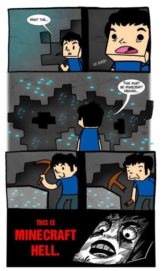 Minecraft heaven