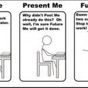Past vs. Present vs. Future