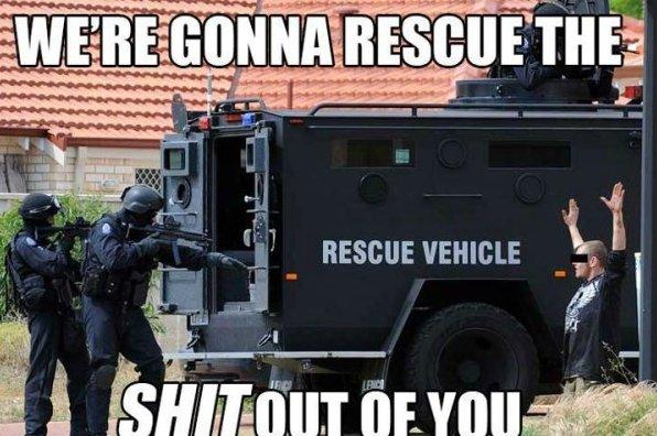 Rescue Him!