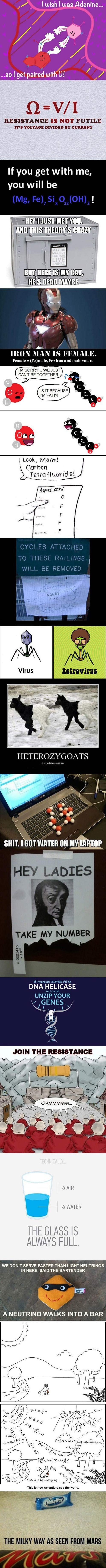 Science Humor