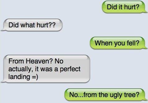 That gotta hurt