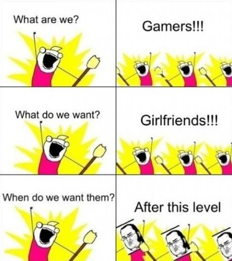 What Do Gamers Want