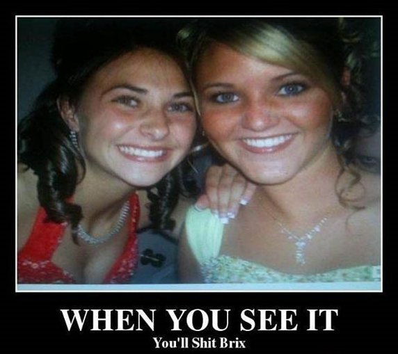 When you see it…