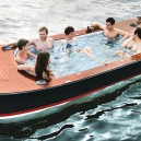 Awesome Hot Tub Boat
