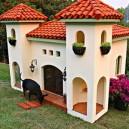 Backyard Dog Mansion