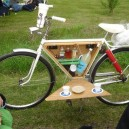 Bicycle With Built In Bar