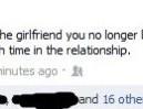 Facebook vs. Girlfriend