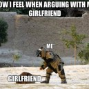 Fighting With My Girlfriend