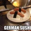 German Sushi