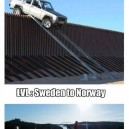 How to cross borders