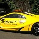 Impressive Police Car