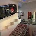 Lamborghini House Art