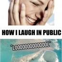Laugh in Public