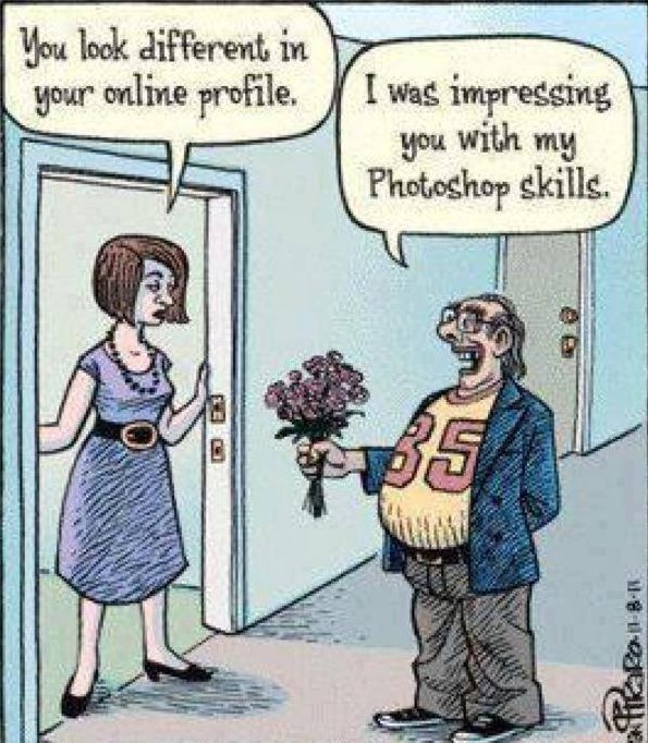 funny online dating memes