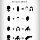 Prometheus species origin chart