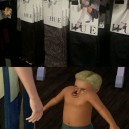 Sims Kid Starts His Own Business