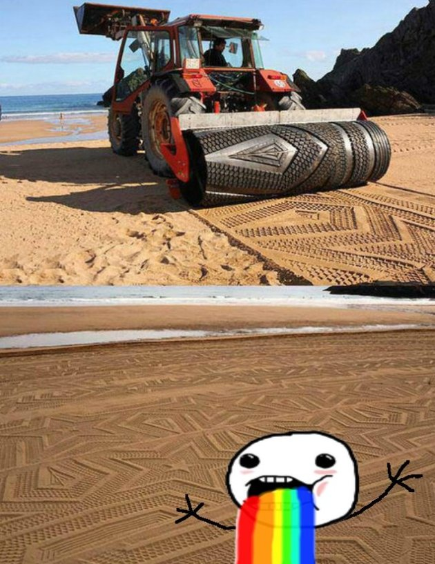 The Coolest Beach On The Earth