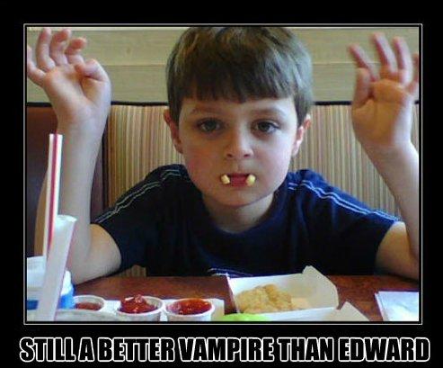 Twilight Vampire