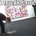 A True Art Critic