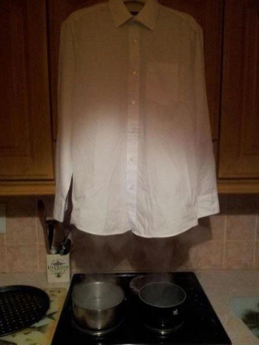 Bachelor Ironing