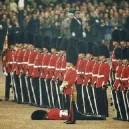 Buckingham Palace On A Monday