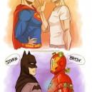 DC meets Marvel