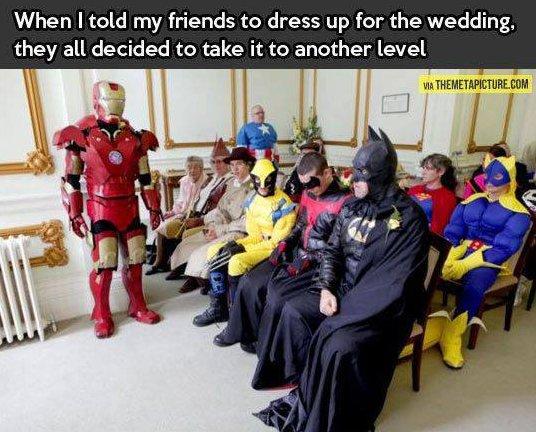 Dress UpThe Wedding