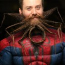 Epic Spiderman Beard