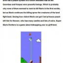 Everything you know about Mario is a lie