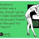 Forever Alone February