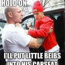 Hold On Little Beibs