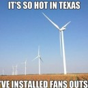 Hot in Texas